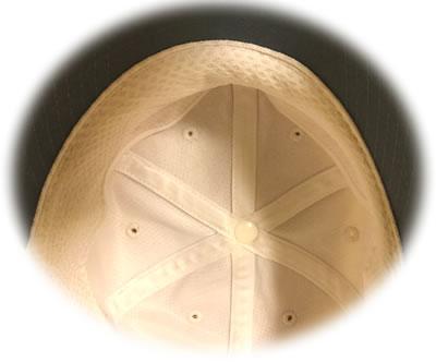 野球帽変形