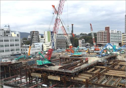 熊本都市計画 桜町地区第一種市街地再開発事業