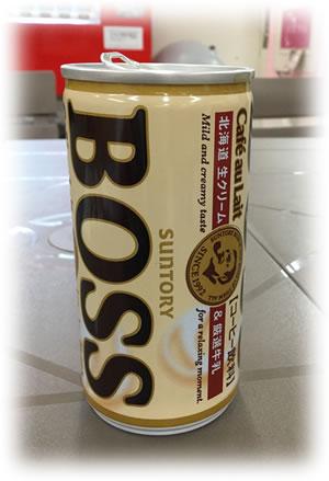 BOSS カフェオレ